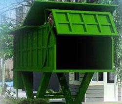 地埋式垃圾站什么结构好?