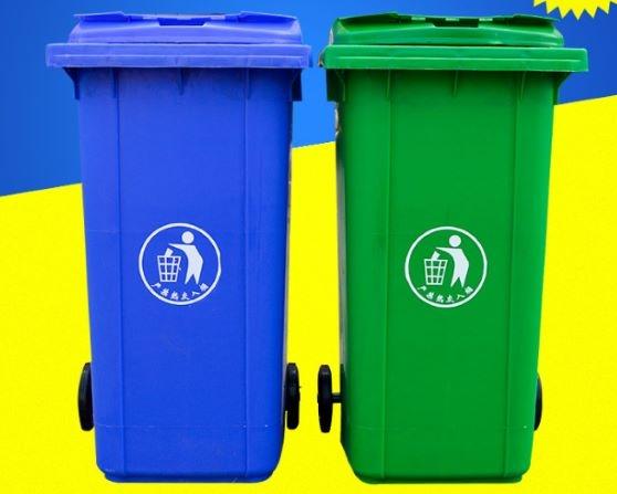 武汉垃圾桶